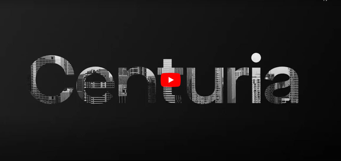 Watch the Centuria in New Zealand launch video